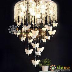 Aliexpress.com : Buy Fashion ANGELCITIZ crystal lamp ceiling light pendant light living room lights bedroom lamp restaurant lamp lamps on Angel Tears  lighting Co.,Ltd.. $466.48