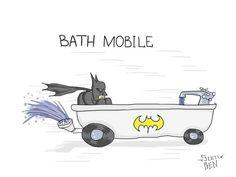 bathmobil, bath mobil
