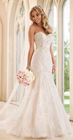 Best Wedding Dresses of 2015 - Stella York 2015