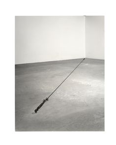 Noriyuki Haraguchi Mono Ha, Corner, Art, Kunst, Art Education, Artworks