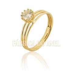 3f92b0ebffcb4 84 melhores imagens de alianças   Rings, Wedding band rings e Halo rings