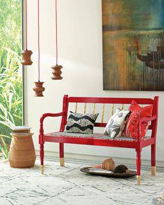 South African Design - West Elm's Newest Collection Exclusive for ELLEDECOR.com - ELLE DECOR