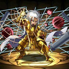 【パズドラ】「聖闘士星矢コラボ」でスキル上げできるモンスター一覧 - チップの小部屋