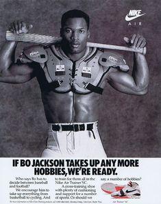 Bo Jackson Nike ad (1989)