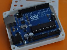 Arduino Uno R3 Case by icare - Thingiverse