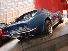 Visit the National Corvette Museum for Family Fun in Bowling Green, KY