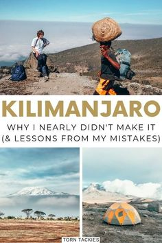 Not only is Mt Kilimanjaro the highest mountain in Africa but it's also the highest free-standing mountain in the world! If it's not on your bucket list, it should be! This guide covers 10 common questions asked when preparing to climb Mt Kilimanjaro. Africa Destinations, Travel Destinations, Adventure Bucket List, Adventure Travel, Cool Places To Visit, Places To Travel, Travel Blog, Travel Tips, The Bucket List