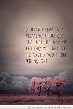 A heartbreak