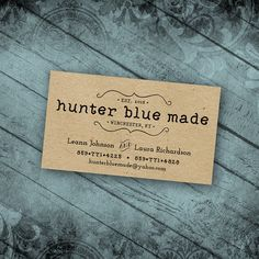 Bbq business card design designs by lea pinterest business cards rustic business card design reheart Images