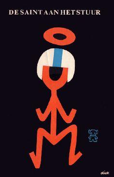 De Zwarte Beertjes-illustraties van Dick Bruna