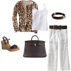 Spring, created by #cocodaisy on #polyvore. #fashion #style Old Navy Banana Republic
