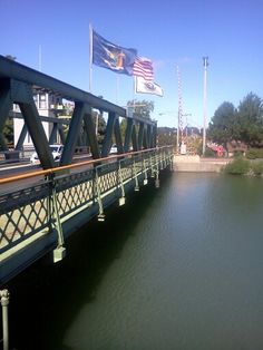 Erie Canal, Brockport NY