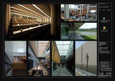 STU - New Library (Interior)