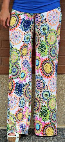 Yes, I LOVE Color Yoga Pants, $32.00
