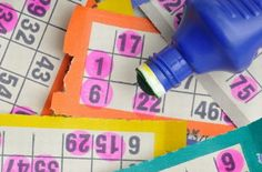 Guest List Bingo Adult Game - Guest list bingo is a great game for parties made of strangers.
