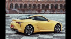 Less Boring Car 2018 Lexus LC 500