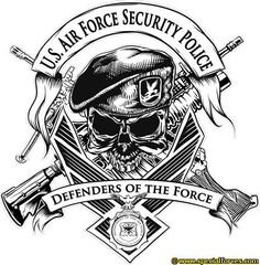 USAF Security Forces.