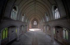 Abandoned church, Detroit | Flickr - Photo Sharing!