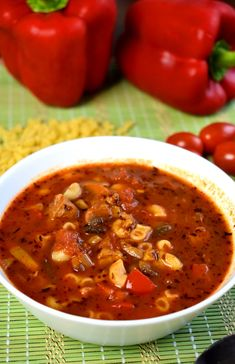 Polish Recipes, Soups And Stews, Chili, Food And Drink, Cooking Recipes, Menu, Yummy Food, Ethnic Recipes, Kitchen