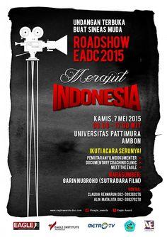rzPoster Roadshow EADC 2015 - Ambon