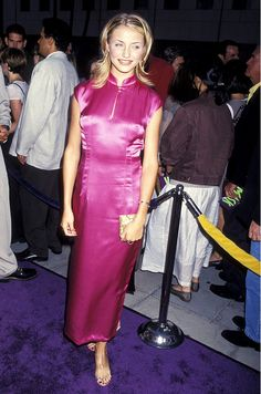 From SJP to Miranda Kerr: 29 Old Red Carpet Photos You've NEVER Seen via @WhoWhatWear