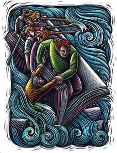 book boat art s08