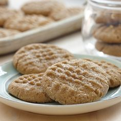 Peanut Butter Cinnamon Cookies from McCormick.com