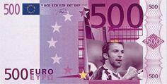 500€uro Alesandro Del Piero