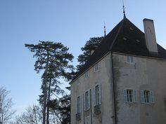 Chateau de Chorey Les Beaune in Burgundy, France - a 17th century castle B&B