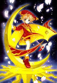 CLAMP, Cardcaptor Sakura, Cardcaptor Sakura Illustrations Collection 2, Sakura Kinomoto