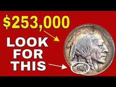Valuable nickels to look for! Rare 1916 buffalo nickels you should know about! - YouTube Old Coins Worth Money, Old Money, Valuable Coins, Valuable Pennies, Rare Pennies, Rare Coin Values, Old Coins Value, Penny Values, Canadian Coins