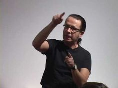 """Watch Later: ▶ Manuel Delanda, """"Deleuze and the Use of the Genetic Algorithm in Architecture"""" - YouTube"""