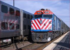 Chicago Metra Riders Testing WiFi on Trains – Next City