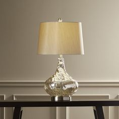 "Birch Lane Agatha 26"" H Table Lamp with Empire Shade | Birch Lane"