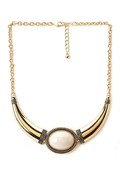 Exotic Crescent Necklace   FOREVER21 - 1000062961