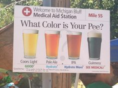 Something everyone should know: What The Color Of Your Pee Means...