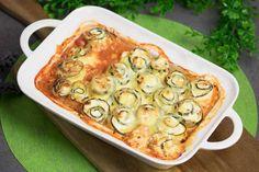 Die Zucchini-Ricotta-Röllchen sind lecker, Low Carb und glutenfrei. Dazu schmecken sie einfach fabelhaft und das Rezept ist auch noch vegetarisch.