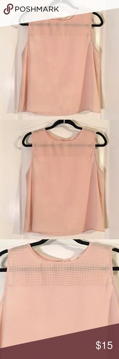 "Elodie Light Pink Blouse Elodie Light Pink Blouse ~ Size Large ~ 95% Polyester & 5% Spandex ~ UA to UA is approximately 20"" ~ Length is approximately 22"" (From Shoulder) Elodie Tops Blouses"