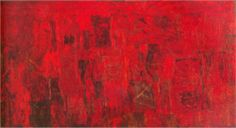 Red Painting - Philip Guston