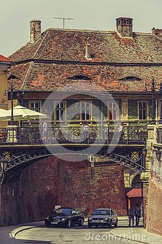 Bridge Of Lies, Sibiu, Romania - Download From Over 32 Million High Quality Stock Photos, Images, Vectors. Sign up for FREE today. Image: 54049361