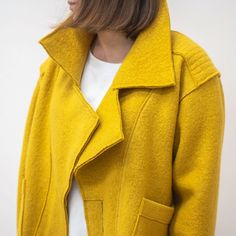 Couture, Raincoat, Textiles, Street Style, Blazer, Sewing, My Style, Womens Fashion, Casual
