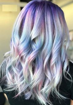 45 Adorable Neon Pastel Rainbow Baby Lights in 2018. Stunning trends of neon pastel and rainbow hair colors with gorgeous baby light to use in 2018. Although there are so many hair colors that you may use to wear in these days but the attraction of pastel rainbow is marvelous. See here our amazing collection of rainbow hair colors with baby lights to show off in 2018.