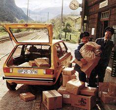 OG |Volkswagen / VW Postgolf