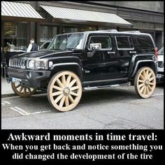 Time travel issues