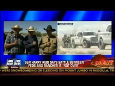 Cattle battle not over: 'We don't fear Harry Reid,' say Bundy brothers  April 15, 2014