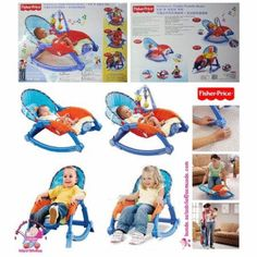 #JUAL BABY BOUNCER - FISHER PRICE - NEW BORN TO TODDLER PORTABLE ROCKER | SMS Only/Whatsapp: 081310623755 | Harga: Rp. 565,000 | http://toko.semuada.com/baby-bouncer/jual-fisher-price-new-born-to-toddler-portable-rocker-murah  #bayi #anak #baby #babyshop #newborn #Indonesia #gendongan #carriers #jakarta #bouncer #stroller #playmat #potty #reseller #dropship #promo #breastpump #asi #walker #mainan #olshop #onlineshop #onlinebabyshop #murah #anakku #batita #balita