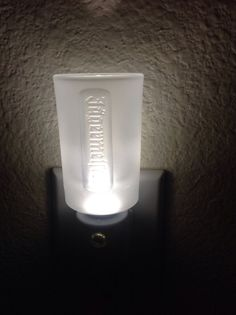 Jägermeister Shot Glass Nightlight on Etsy $15.00