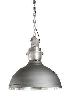 Hanglamp Sole zilver voor boven de eettafel #prontowonen ...