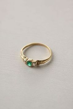 Shop the Emerald & Diamond Ring and more Anthropologie at Anthropologie today. Read customer reviews, discover product details and more.