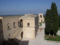 """""""Castello degli Imperiali"""" (XI - XII sec.), Oria"""